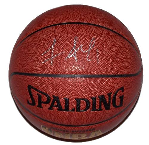 Amare Stoudemire Autographed Basketball