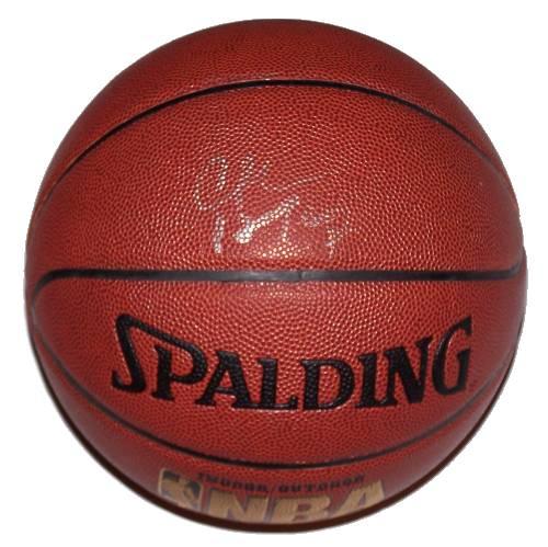 Charles Barkley Autographed Basketball