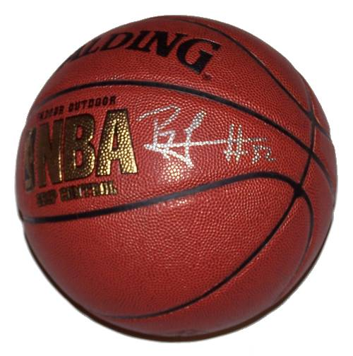 Blake Griffin Autographed Basketball
