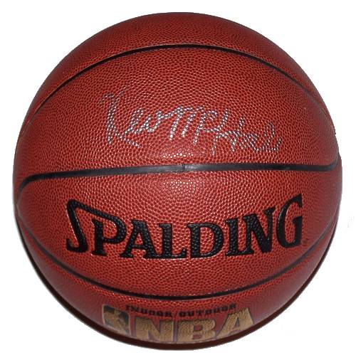 Kevin McHale Autographed Basketball
