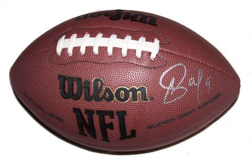 Carson Palmer Autographed Football