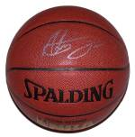 antawn jamison signed basketball