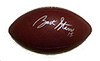 Bart Starr signed football